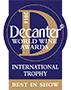 Decanter Awards 2014: International - Red Italian Varietals under £15,