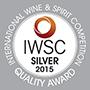 IWSC Silver 2015