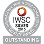 IWSC Silver Outstanding Medal 2015