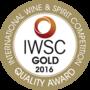 IWSC Gold 2016