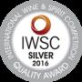 IWSC Silver 2016