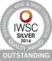 IWSC Silver Outstanding Medal 2016