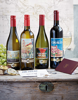 Asda Wine Atlas Range