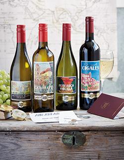 Asda Wine Atlas Range