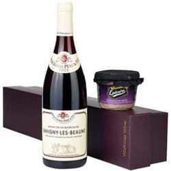 Burgundy & Pate Gift