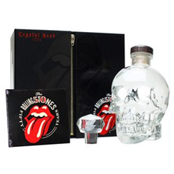 Crystal Head Rolling Stones