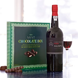 Port & Chocolate