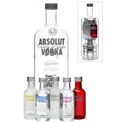 Absolut Gift Pack