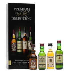 Premium Whisky Selection