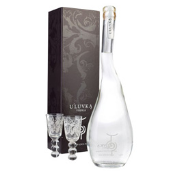 U'Luvka Vodka Gift Set
