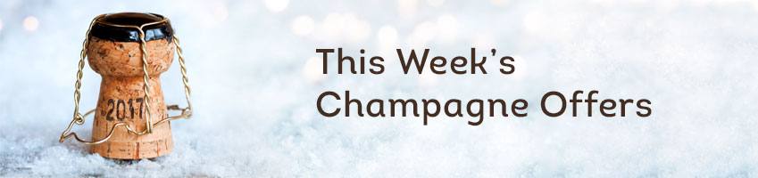 Supermarket Champagne Offers