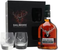 Dalmore 15 Year Old / 2 Glass Pack Highland Single...