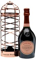 Laurent Perrier Cuvee Rose NV Ribbon Cage