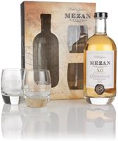 Mezan Jamaica XO Gift Pack with 2x Glasses Dark Ru...