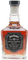 Jack Daniel's Single Barrel Single Barrel Tennesse...