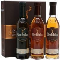 Glenfiddich Collection / 3x20cl Speyside Single Ma...