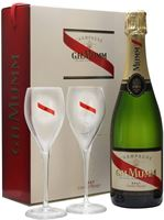 G.H. Mumm Cordon Rouge NV Gift Set