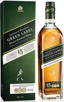 Johnnie Walker Green Label 15 Year Old Blended Mal...