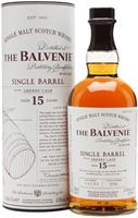 Balvenie 15 Year Old / Single Barrel / Sherry Cask...