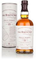 Balvenie 15 Year Old Single Barrel Sherry Cask Sin...