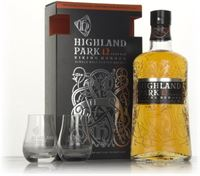 Highland Park 12 Year Old Gift Pack With Two Glass...
