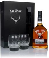 Dalmore 15 Year Old Gift Pack With 2 Glasses Singl...