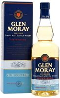 Glen Moray Peated Speyside Single Malt Scotch Whis...