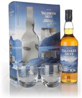Talisker Skye Gift Pack with 2x Glasses Single Mal...
