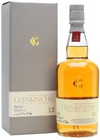 Glenkinchie 12 Year Old Lowland Single Malt Scotch...