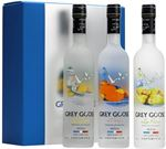 Grey Goose Vodka Set / Citron & Orange & Poir...