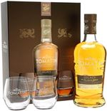 Tomatin Legacy + 2 Glasses / Gift Pack Highland Wh...