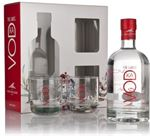 The Lakes Vodka Gift Pack With 2 Glasses Plai...